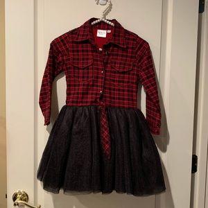 Ooh La La Couture Girls Dress Size 6X/7